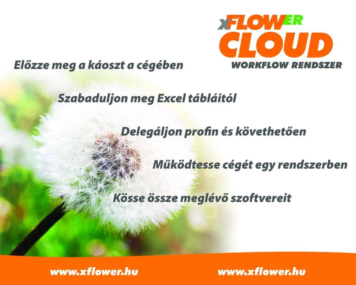 xFLOWer Folyamat- és Dokumentumkezelő rendszer